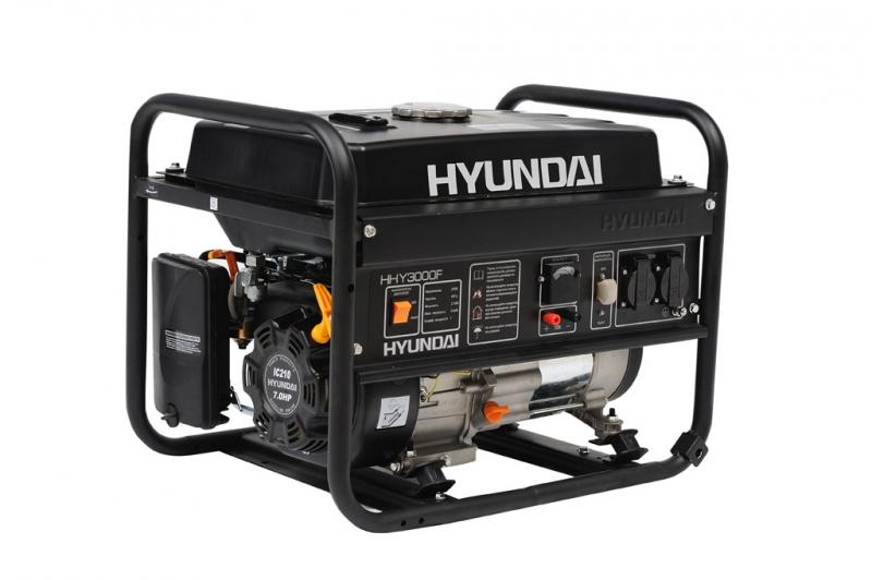 бензогенератор hyundai 3.5 квт