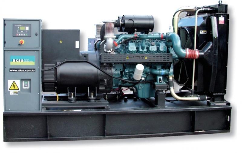 инструкция дизель генератора акса