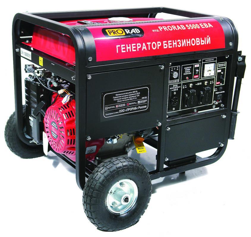 Бензиновый генератор prorab 5503 eba бензиновый генератор ульяновск